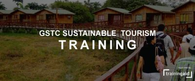 GSTC Sustainable Tourism Training Program STTP