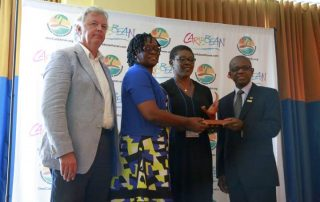St. Kitts Wins CTO-TravelMole 2014 Sustainable Tourism Award for Destination Stewardship
