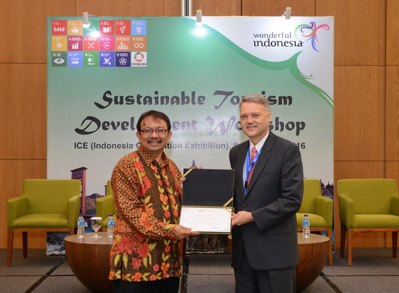 Sustainable Tourism Destination Standard for Indonesia Achieves GSTC Recognition