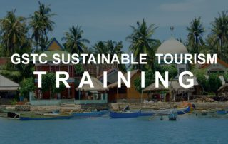 GSTC Sustainable Tourism Training STTP