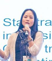 Ayako Ezaki, GSTC Training Director