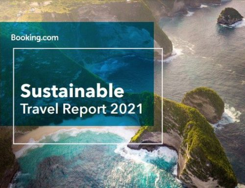 Booking.com 2021 Sustainable Travel Report