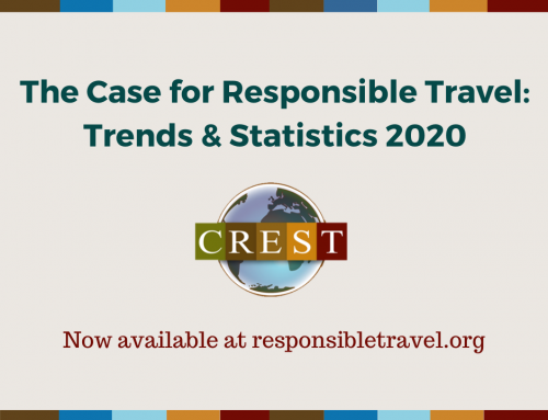 The Case for Responsible Travel: Trends & Statistics 2020 by CREST