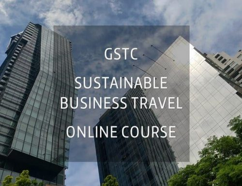 Sustainable Business Travel Online Course – GSTC Training (May 6 – June 4, 2021)