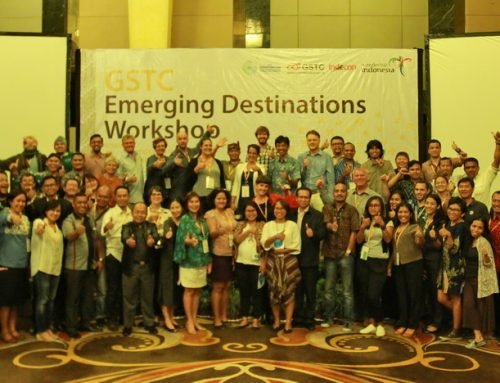 GSTC Emerging Destinations Workshop and ASEAN Sustainable Tourism Policy Workshop were Held in Yogyakarta, Indonesia, 2-3 Nov 2017