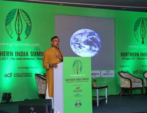 GSTC activities in India in partnership with GreenOtels