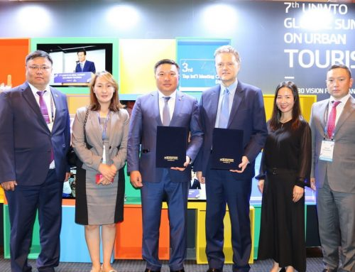 The Mongolian Ministry of Environment and Tourism Joins GSTC