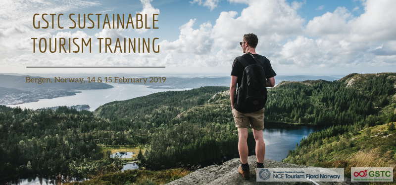 GSTC Sustainable Tourism Training, Bergen, Norway