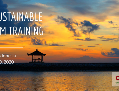 GSTC Training, Sanur, Bali, Indonesia, January 2020