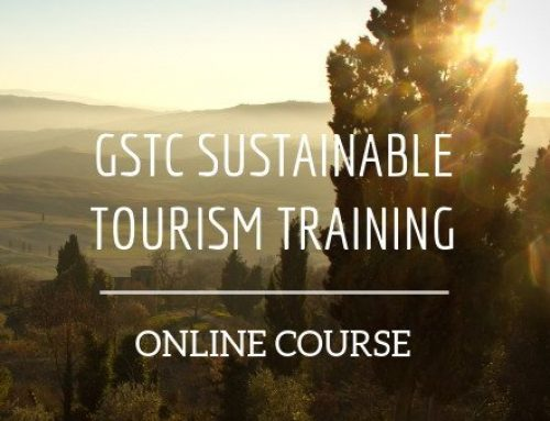 Sustainable Tourism Online Course – GSTC Training (May 13 – June 11, 2021)