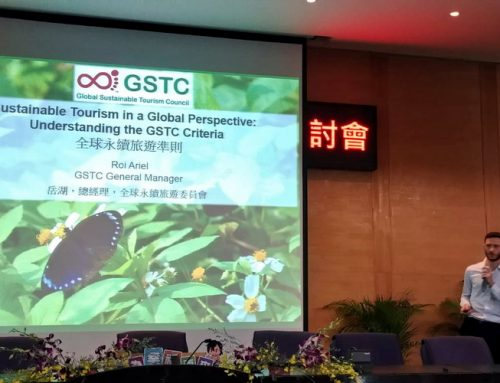 GSTC Keynotes the 2018 International Symposium of Tourism Development for Sustainability (Taiwan)