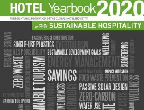 Hotel Yearbook 2020 Sustainable Hospitality Now Released