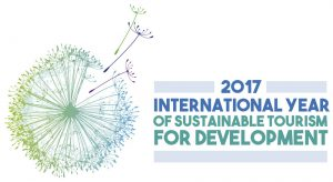 UN International Year of Sustainable Tourism for Development