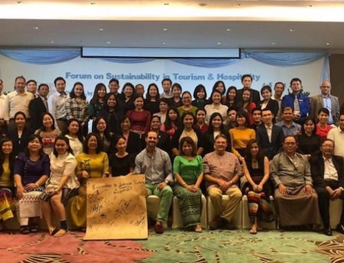Sustainable Tourism Forum and Training, Yangon, Myanmar 4-5 September 2018