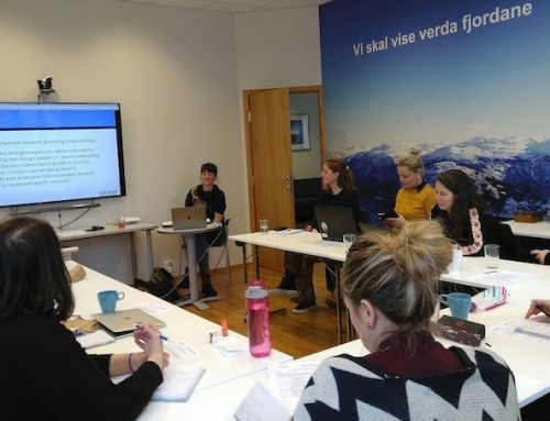 GSTC Sustainable Tourism Training in Bergen, Norway, Feb 14-16, 2019