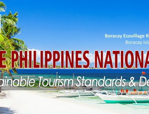 GSTC The Philippines National Forum on Global Sustainable Tourism Standards & Development to be held in March 2018