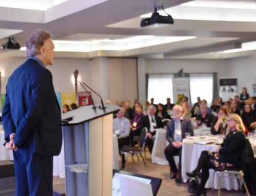GSTC in Canada: Keynoting TOTA AGM & Summit