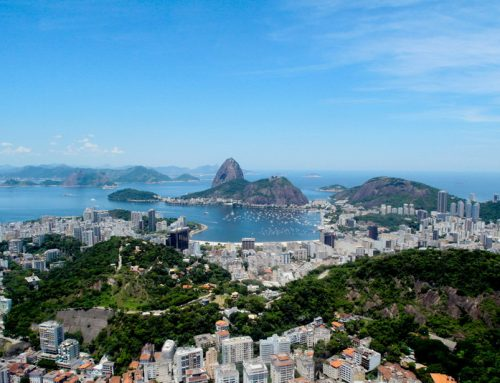 GSTC Chair, Luigi Cabrini, comments on tourism in Brazil