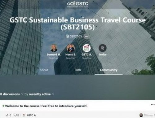 First GSTC Sustainable Business Travel Course Concluded