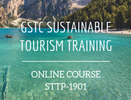 Sustainable Tourism Online Course – GSTC Training 2019-01
