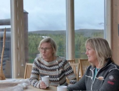On the Road to Sustainable Tourism in Västerbotten, Sweden