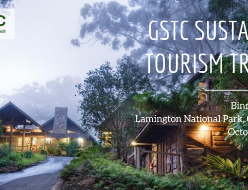 GSTC Training, Binna Burra Lodge, Australia, Oct 2019