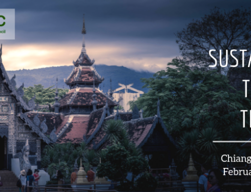 Sustainable Tourism Training, Chiang Mai, Feb 26-27, 2019