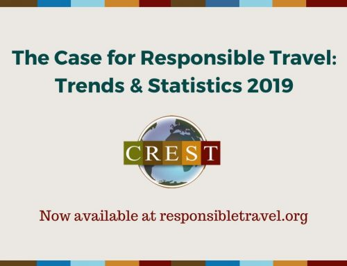 The Case for Responsible Travel: Trends & Statistics 2019 by CREST