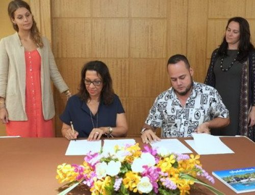 Sustainability Vanuatu & Seychelles Sustainable Tourism Foundation (SSTF) MOU Signing