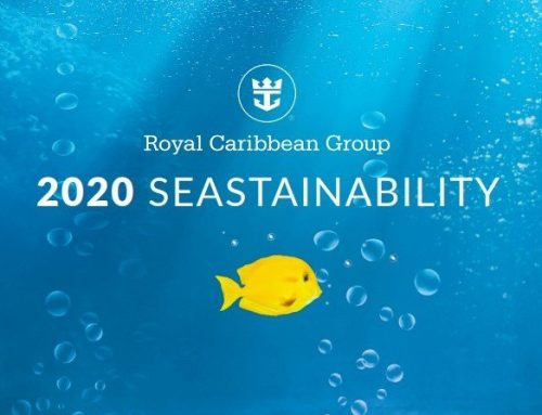 Royal Caribbean's 2020 Sustainability Report